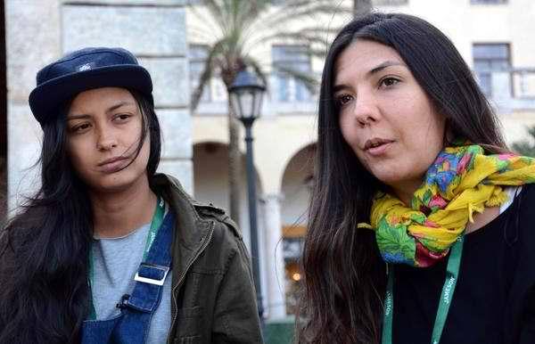 Jóvenes realizadoras elogian presencia de público en los cines