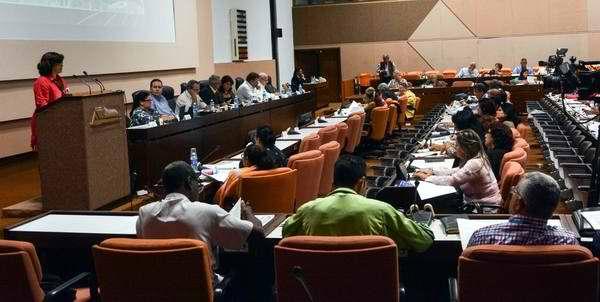 Diputados continuarán la defensa de la verdad de Cuba en el mundo