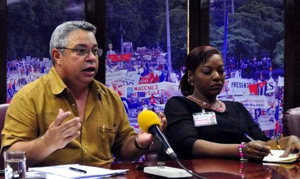 Movimiento obrero envía mensaje al pueblo y a los trabajadores