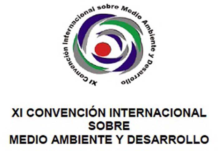 En La Habana XI Convención Internacional sobre Medio Ambiente y Desarrollo