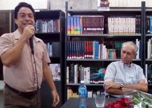 Bernardo Lichilín, invitado especial al encuentro cultural Confesiones entre puentes