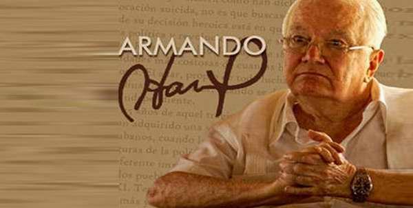 Homenaje de La UNEAC al político e intelectual cubano Armando Hart