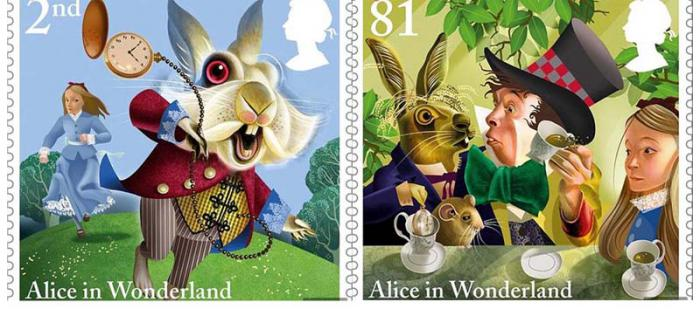 The girl who inspired the character of Alice in Wonderland