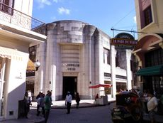 Name of Havana streets