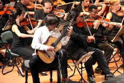 Anuncia Joaquín Clerch concierto junto a la Sinfónica Nacional de Cuba