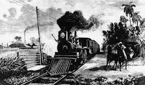 Caminos de hierro en Cuba: 180 años de historia