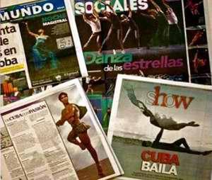 Destaca la prensa presentaciones de Acosta Danza en México