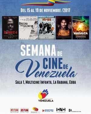 En La Habana, Semana de Cine venezolano