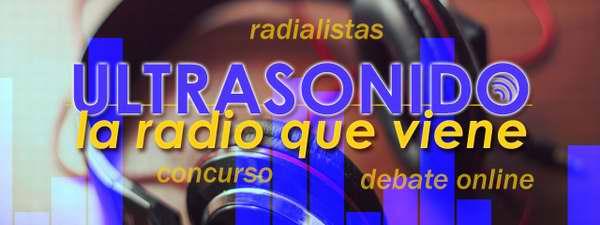 Convocan a la segunda edición del Radio Festival Online Ultrasonido
