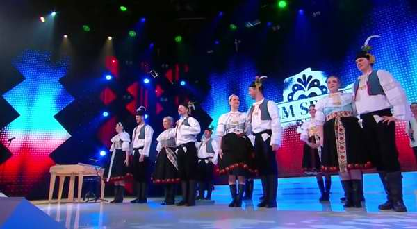 Actuará en Cuba conjunto folclórico Kumst, de Eslovaquia
