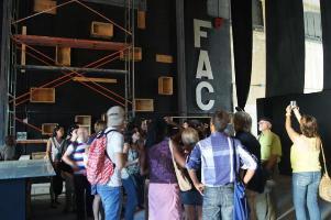 Imparte taller en La Habana Sociedad canadiense para las Artes y la Tecnología
