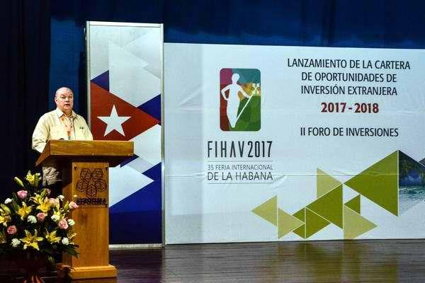 Cartera cubana de negocios con 156 nuevos proyectos de inversión