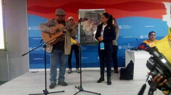 Jóvenes cubanos festejaron en Sochi el Día de la Cultura Nacional