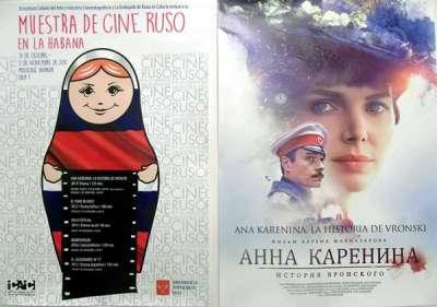 Desde este martes, Muestra de Cine Ruso en La Habana