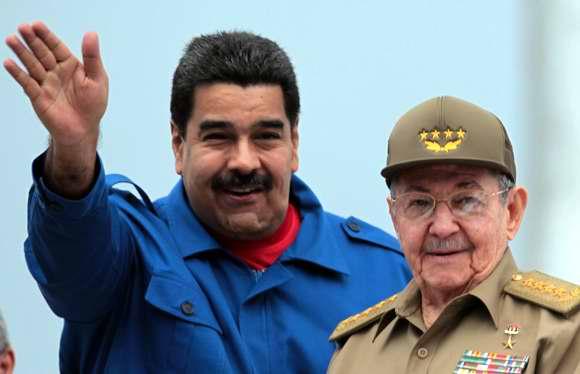 Felicita Raúl a Nicolás Maduro por contundente victoria en elecciones regionales