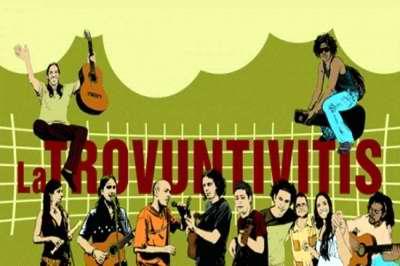La Trovuntivitis deleita al público en Buenos Aires