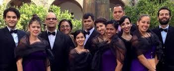 Coro de Cámara Vocal Leo en Festival Internacional de la Cultura Maya