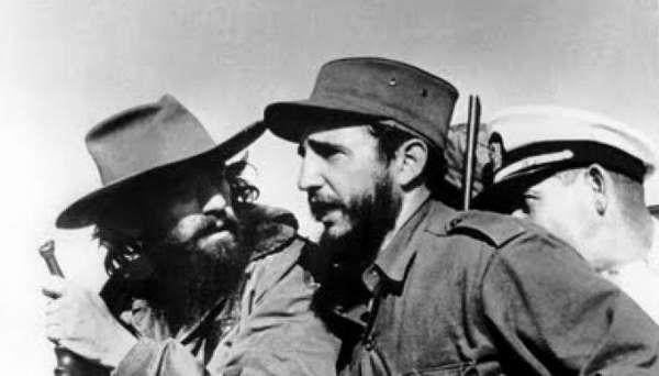 Exhiben en New York fotografías de Fidel Castro