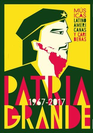 IV Festival Patria Grande, Músicas Latinoamericanas y Caribeñas